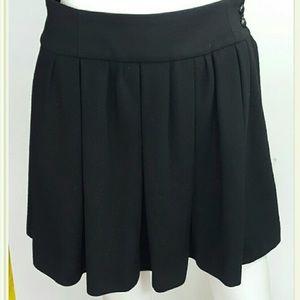 3 for $25 Zara Pleated Mini Skirt